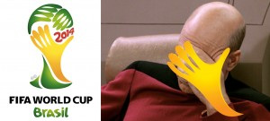 Fifa World Cup facepalm brazil