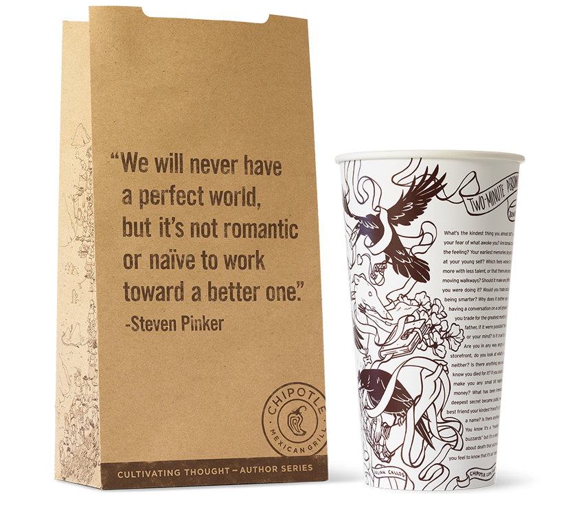 Chipotle cultivating thought