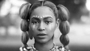 Beyoncé's latest thought leadership product was a multi-media blend of poetry, music and photography. (source: www.independent.co.uk)