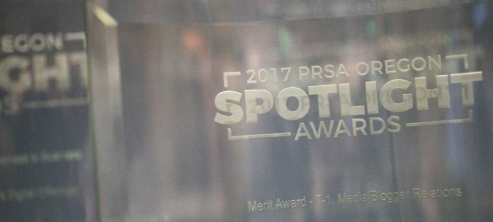 A.wordsmith Earns Three PRSA Spotlight Awards in 2017