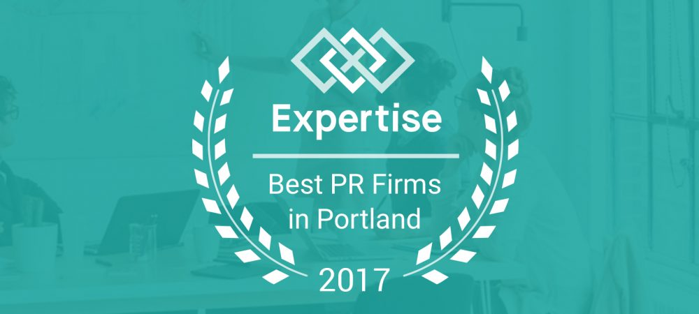 Expertise Names A.wordsmith a Top PR Firm in Portland