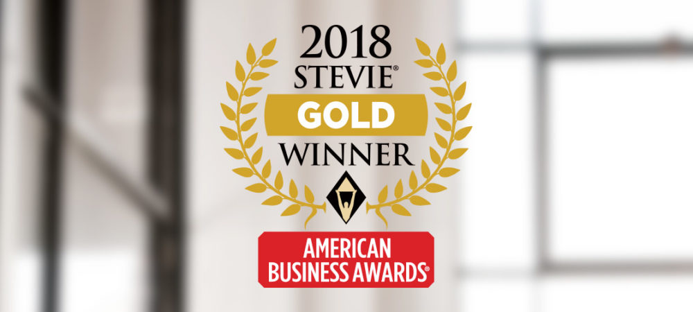 A.wordsmith Earns Gold Stevie® Trophy in 2018 American Business Awards®