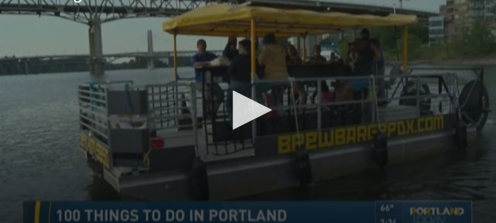 "Ann Discusses the 2nd Edition of ""100 Things to do in Portland, Oregon Before You Die"" on KGW"