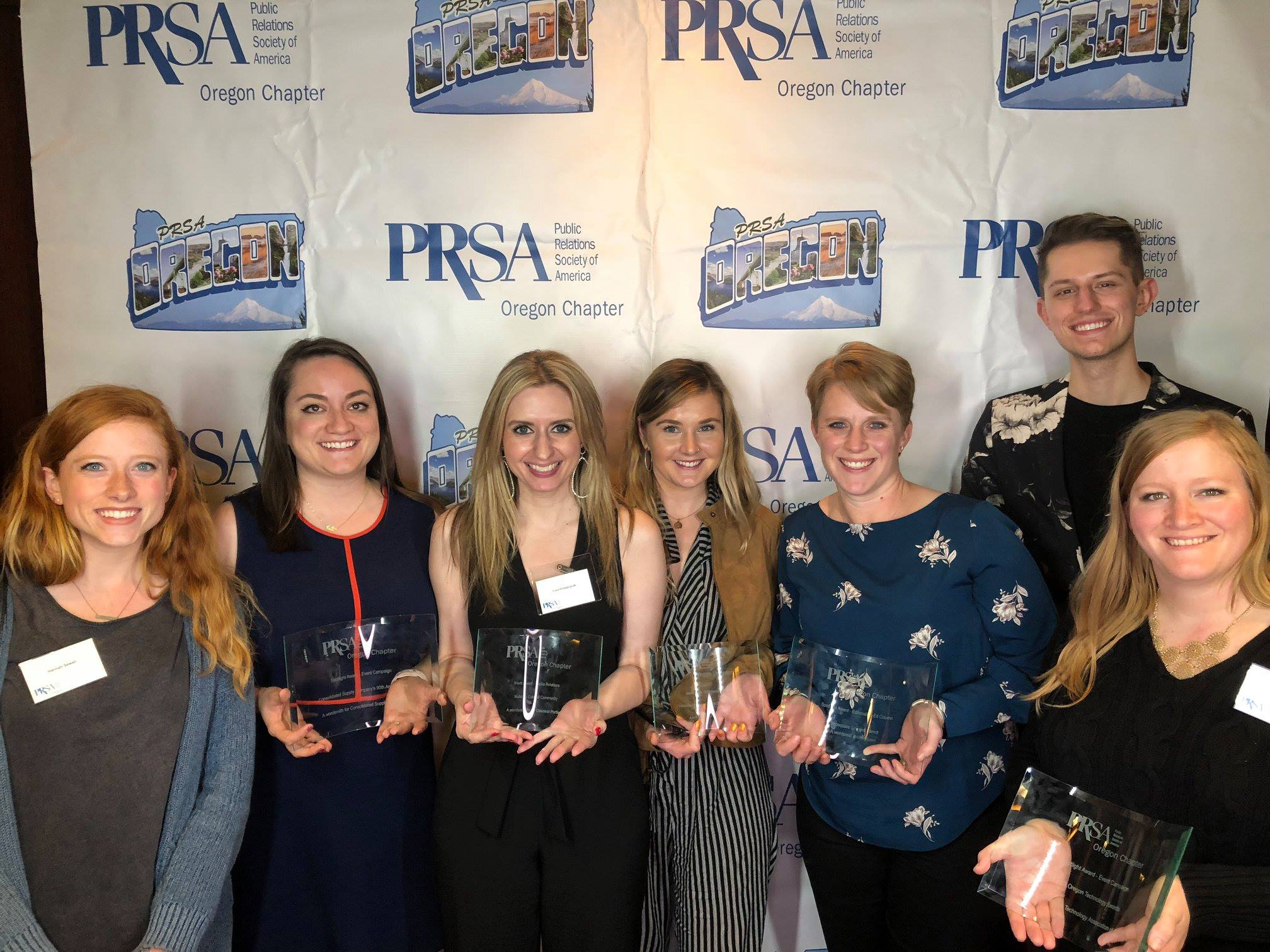 A.wordsmith Recognized with Five Spotlight Awards from PRSA Oregon
